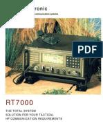 RT7000