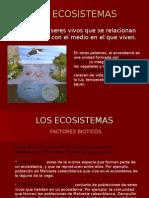 Ecosistemas (1)