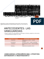 Introducción Poesia Conversacional