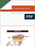 Descripción de la Estructura Interna de La Tierra
