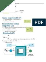 Formulas Tema 6