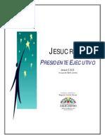 jesucristo presidente ejecutivo