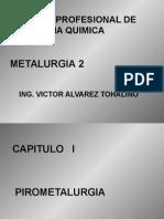 Curso Metalurgia 2 Capitulo I