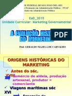 01_Evolução Histórica Do MKT