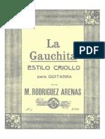 Rodriguez Arenas La Gauchita