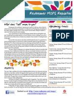 Redeemer MOPS Oct Nov Newsletter