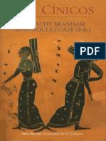 Bracht Branham y Goulet-Cazé Eds. - Los Cínicos