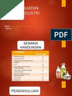 Bahan Kimia Untuk Pengguna