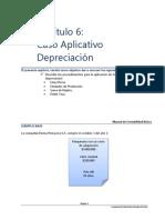 Capítulo 6 Depreciación