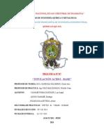Informe de Quimica II Practica 7