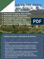 Peru-Bolivia
