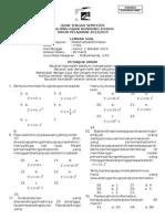 Soal Matematika Kelas x Peminatan