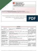 Plano de Ensino para o 2º EM- 2010