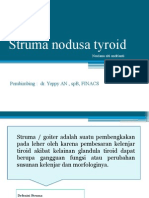 Struma Nodusa Tyroid PPT