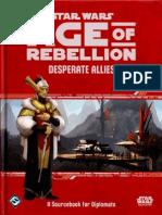 Age of Rebellion - Desperate Allies (SWA31)