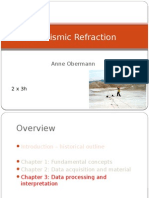 Seismic Refraction for Class 2