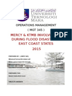 Cover Page Report Om