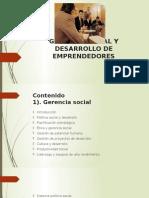 Introducción desarrollo social