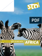 Face to Face with Africa - STA Travel