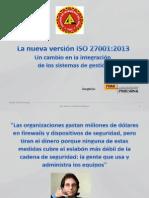 Presentacion Iso 27001-2013