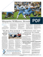 The Daily Tar Heel for Oct. 5, 2015