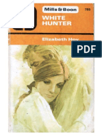 [Hoy Elizabeth] White Hunter