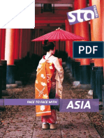 Face to Face with Asia - STA Travel