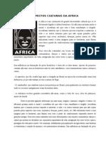 Aspectos Culturais Da África