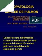 2. Fisiopatología Del Cáncer de Pulmón I - Dr. Jose Carlos Revilla López