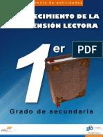 Actividades de Lectura Español