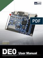 DE0 User Manual 2012