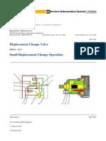 Displacement Change Valve