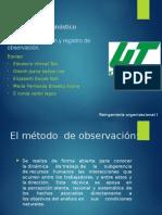 Observacion y Registro de ObservacionII