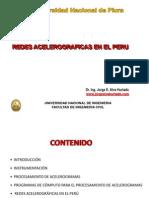 Redes Acelerograficas en El Peru Piura Julio 2015 C