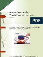 Mecanismos de Trasferencia de Calor