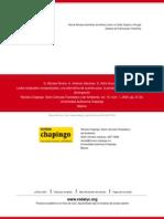 Lodos Residuales Composteados; Una Alternativa de Sustrato Para La Producción de Planta de Agave Du