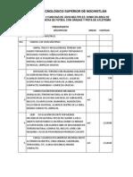 Catalogo de Conceptos de Cancha