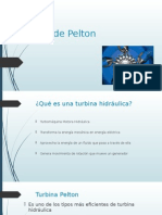 Turbina de Pelton