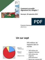 François Gemenne - Diaporama - Soirée-débat à Besançon