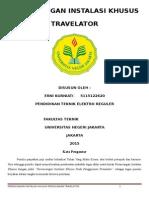 makalah travelator
