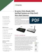 Datasheet N-series N400-N500 Imprivata (en) 917766