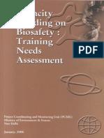 training need analysis Tna Report
