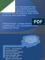 The Future of Contraceptionl