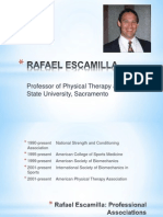 Rafael Escamilla - Powerlifting Champ