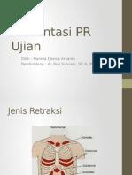 Presentasi PR Ujian