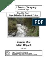 Final Report Upper Raghughat