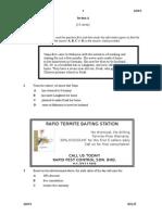 SPM TRIAL 2007 English Paper 2