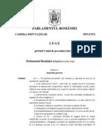 Cod Procedura Fiscala 2016
