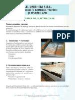 Aplicarea polielectrolitilor
