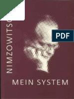 Mein System - Nimzowitsch